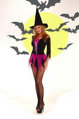 Ladies 2 PC Good Witch Costume XL 14-16 UK Halloween Fancy Dress