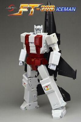 Pre-order Transformers FansToys FT-30B FT 30B Iceman G1 Superion Air Raid Figure