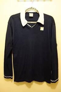 Bundaberg Rum Long Sleeve Polo Shirt Parkinson Brisbane South West Preview