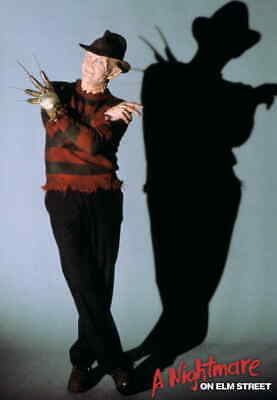 A NIGHTMARE ON ELM STREET 11x17 Movie Poster - Licensed | New | USA |  [B]