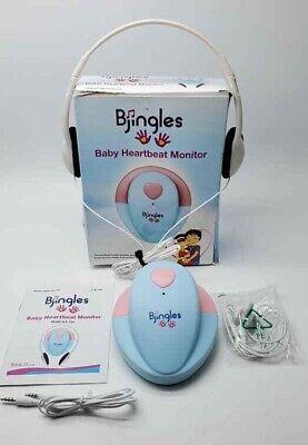 Bjingles Baby Heartbeat Monitor 1c