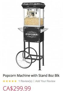 All most new Pop Corm Machine