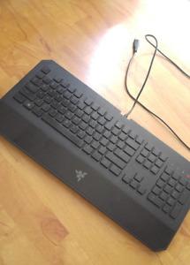 Razer DeathStalker – Membrane Gaming Keyboard
