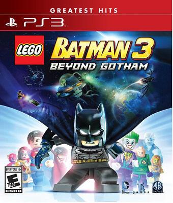 LEGO Batman 3: Beyond Gotham PS3 New PlayStation 3, Playstation 3