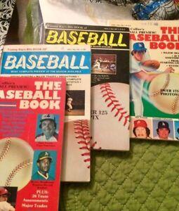 Early 1980s Baseball Digest type magazine