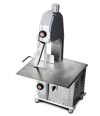 Preasion 10 Blade Countertop Vertical Band Meat Saw 3 Teeth Per Inch -110v1 Hp