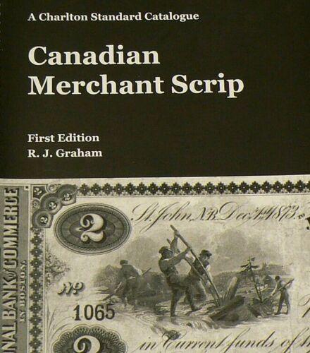 Canadian Merchant Script First Edition #5907