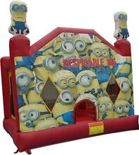 Jumping Castle Hire Ninja Turtle $150 Full Day Weekend Cranbourne East Casey Area Preview