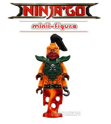 NINJAGO RARE -  NADAKHAN SKY PIRATE JINN - fits lego figure (60)