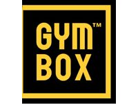 GYMBOX Membership £86 multi access