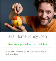 Ontario Equity Loan up to $25,000 - No Appraisal or Legal Fees