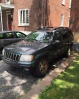 Jeep Grand Cherokee limited Great Deal !! City of Montréal Greater Montréal Preview