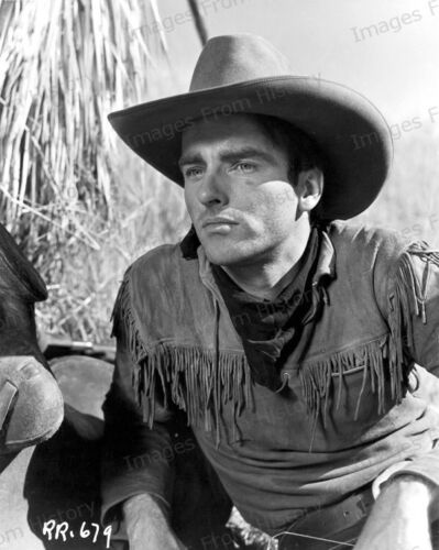 8x10 Print Montgomery Clift Red River 1948 #MC03