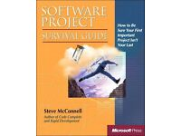 Software project Survival Guide - Mcconnell