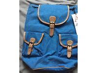 Sky Blue Back Pack
