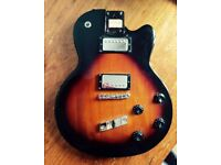 DeArmond LP Gibson Les Paul type Electric Guitar Body by FENDER - Pickups included
