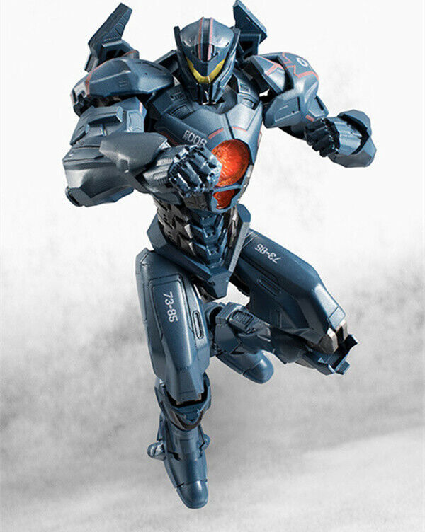 Pacific Rim 2: Uprising Side Jaeger Gipsy Avenger 6.7″ Action Figure Robot Toy Action Figures