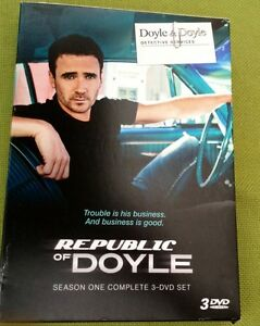 Republic of Doyle DVD Season 1