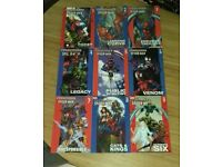 Ultimate Spiderman Graphic Novels Volumes 1-9