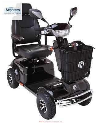 Rascal Pioneer Ultra reliable mobility scooter