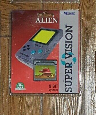 Juego Alien cartucho Watara Consola SúperVisión Super Vision NUEVO