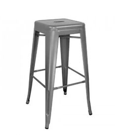High Chairs Bar Stools Square