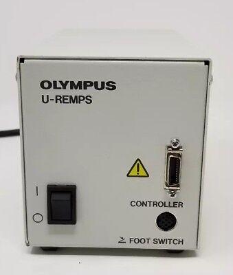 Olympus Microscope U-remps2 Motorized Nosepiece Controller