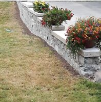 Retaining Wall Installation Services (Book Now)