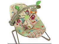 Fisher Price Bouncer Woodsy Friends