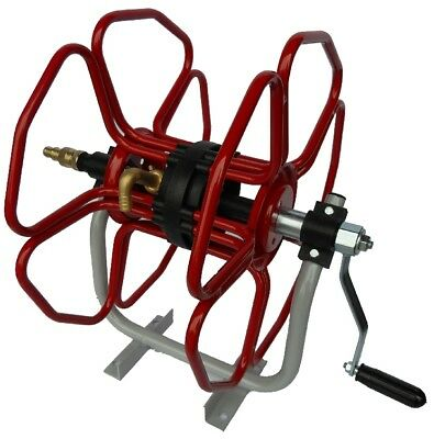 hose reel (fixed), for 60m x 1/2