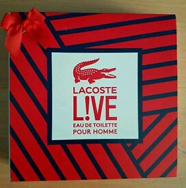 Lacoste Live Aftershave Giftset