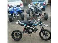 Welsh pitbike 125cc
