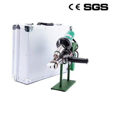 Handeld Hot Air Plastic Extrusion Welding Machine Extruder Welder Gun Lst600a