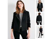 Jack Wills - Alvechurch jacket- Size 12 - Black