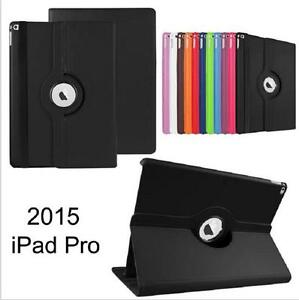 "iPad pro 12.9""  360 case tempered glass"
