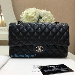 brand new chanel purse with cover bag