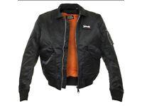 Schott NYC Flight Jacket Large