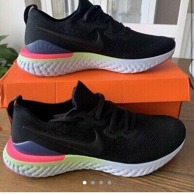 Nike Epic React Flyknit 2 Size UK 11