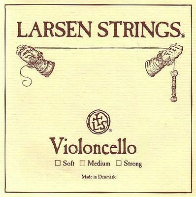Larsen 4/4 Cello C String: Strong Gauge - FAST SERVICE!