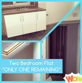 Flats to Let- *ONLY ONE REMAINING* Don't Miss out! Rare Opportunity-