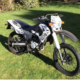 Barn find MBK X-limit 50cc only 150 miles from new!!!