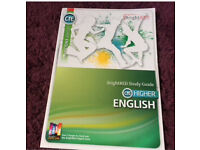 Cfe higher English brightred study guide