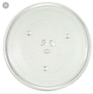 Small microwave turntable