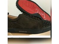 Men's Christian Louboutins shoes all sizes