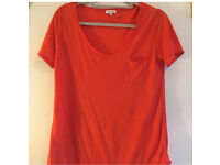 River island slouched T-shirt