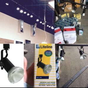 TRACK LIGHTING LOT - Retail-Office-Home- Shop