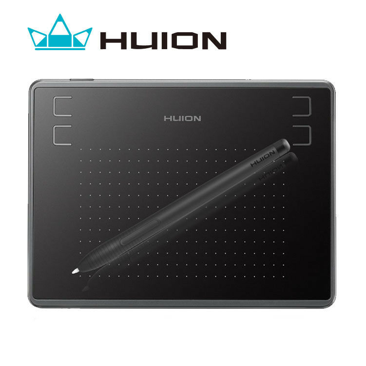 Huion H430P Graphic Drawing Pen Tablet Battery-free Stylus 4