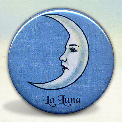 Loteria La Luna - The Moon Pocket Mirror Tartx