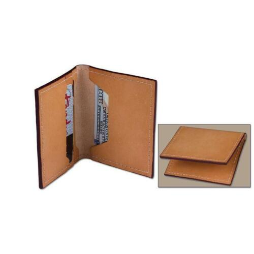 CLASSIC CARD WALLET -  LEATHER KIT by TANDY