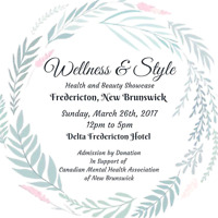 Seeking vendors for Wellness & Style: Fredericton